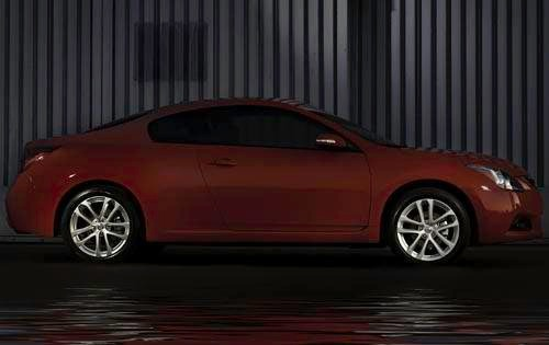 2012 Nissan Altima Front  exterior #6