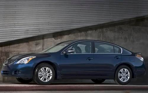 2012 Nissan Altima Front  exterior #1