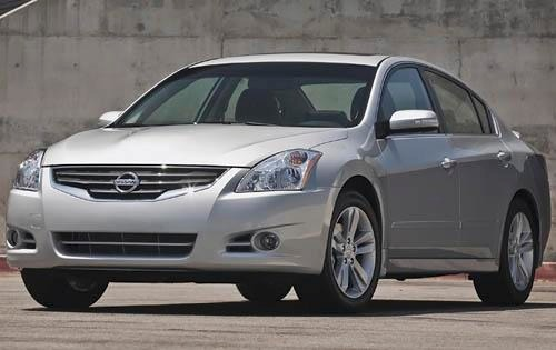 2012 Nissan Altima Front  exterior #5