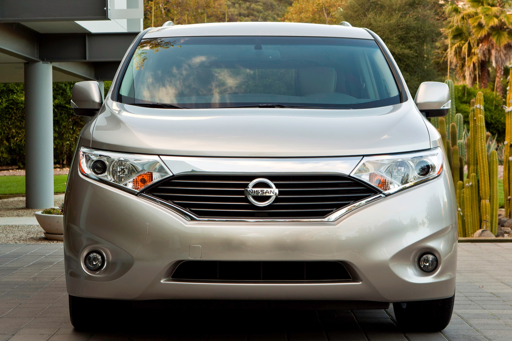 2012 Nissan Quest LE Pass interior #6