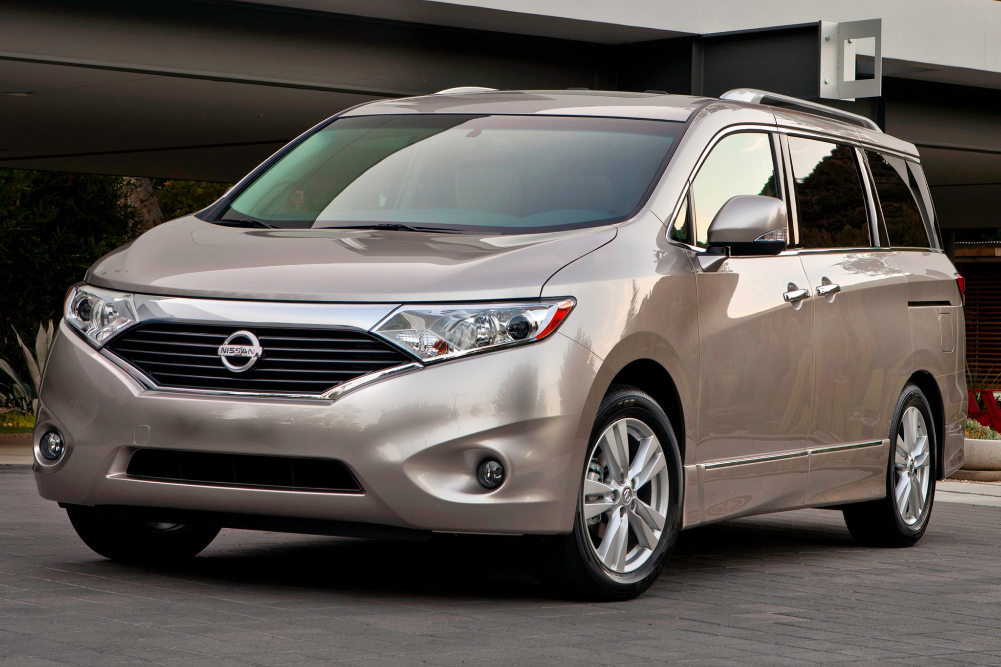 2012 Nissan Quest LE Pass interior #2