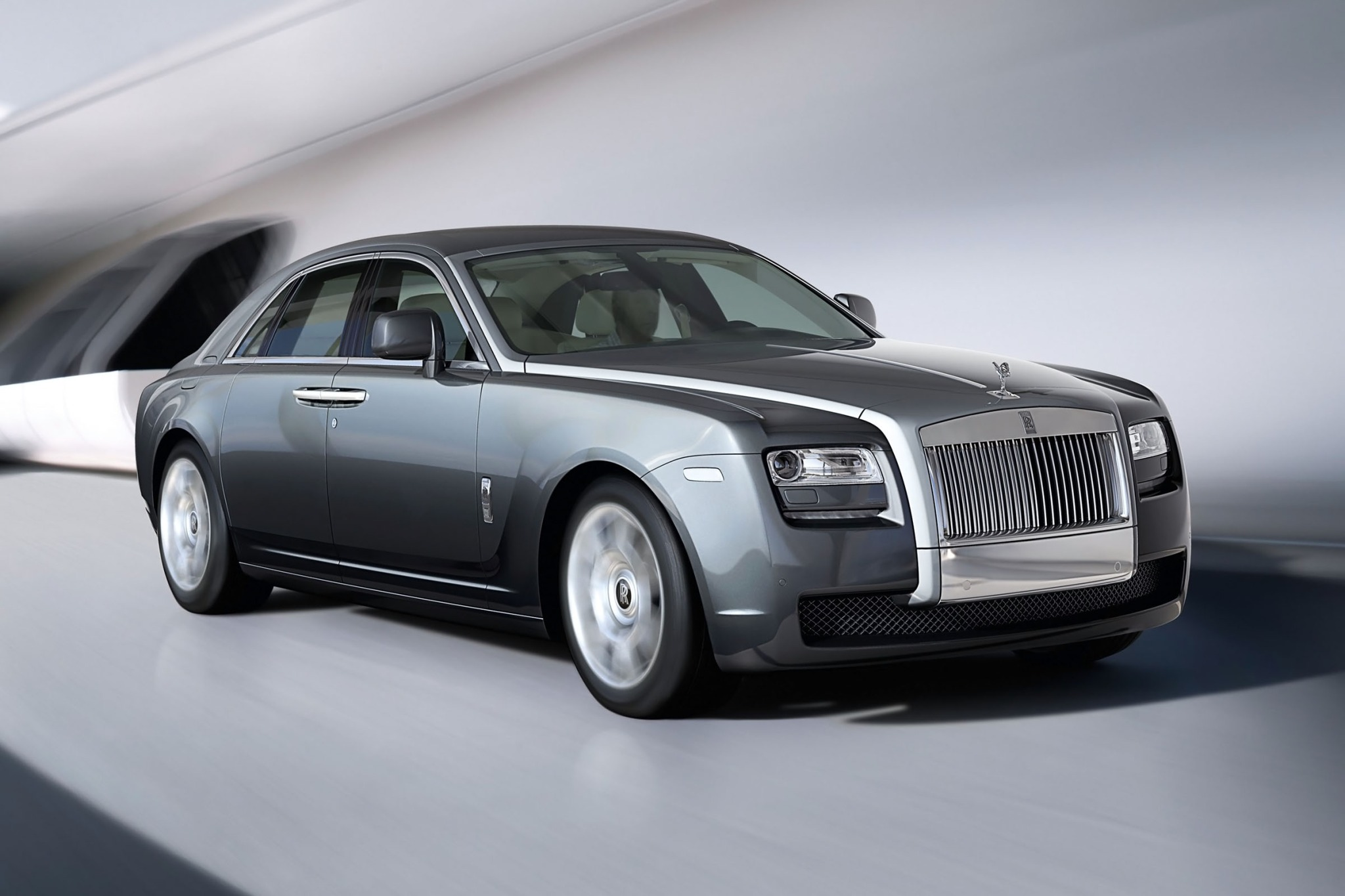 2012 Rolls-Royce Ghost EW interior #5