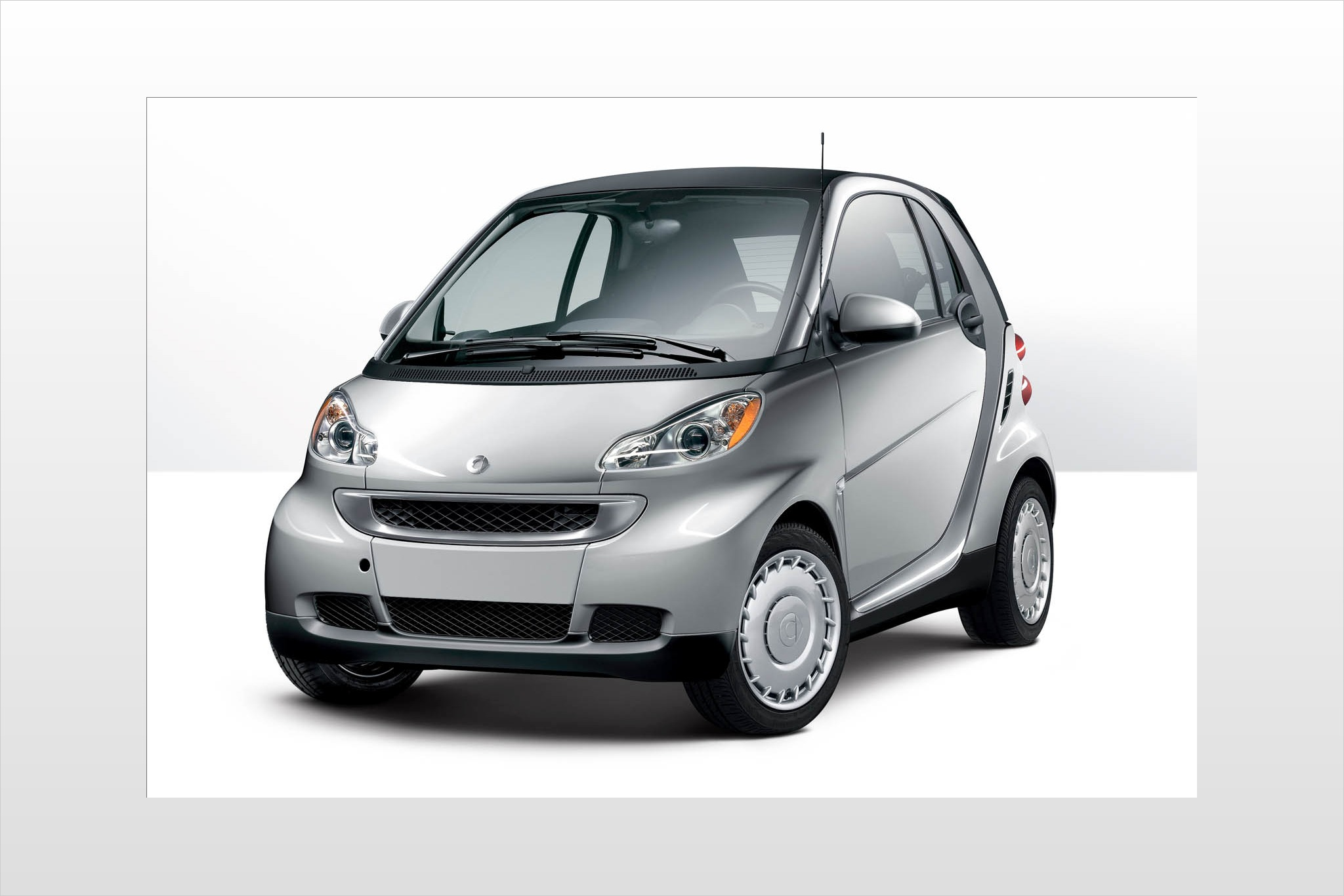 2012 smart fortwo 2dr Hat exterior #8