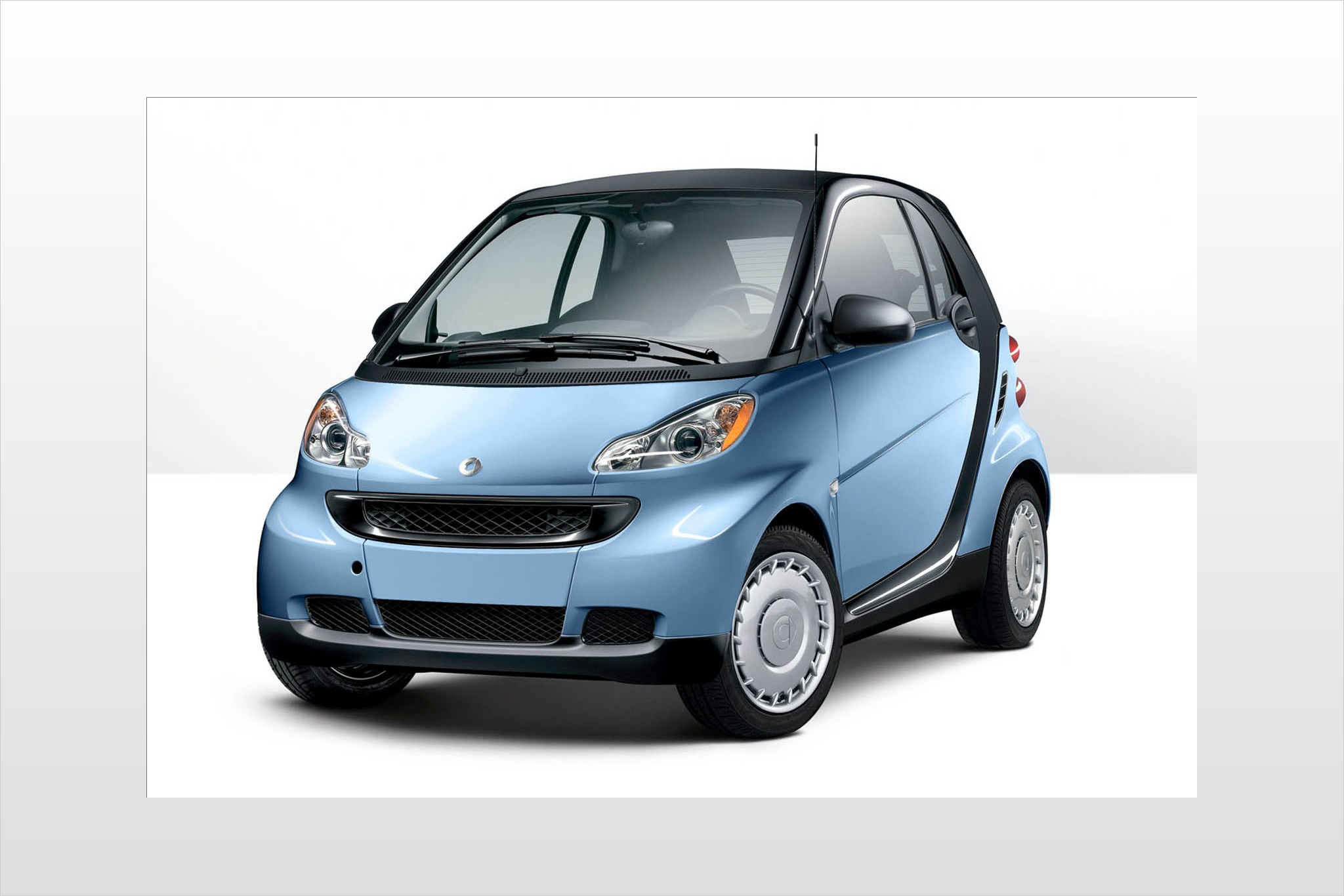 2012 smart fortwo 2dr Hat exterior #2