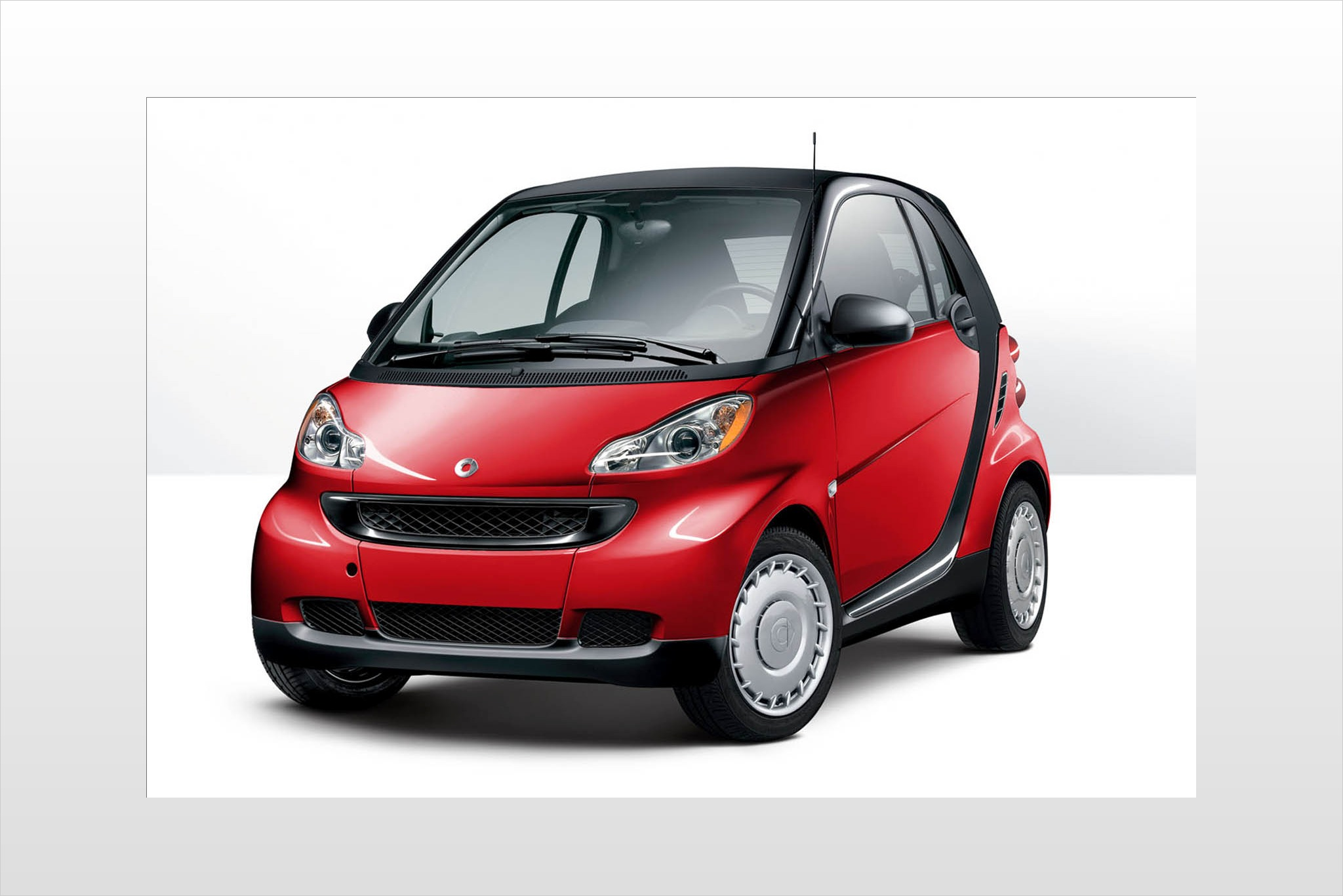 2012 smart fortwo 2dr Hat exterior #9