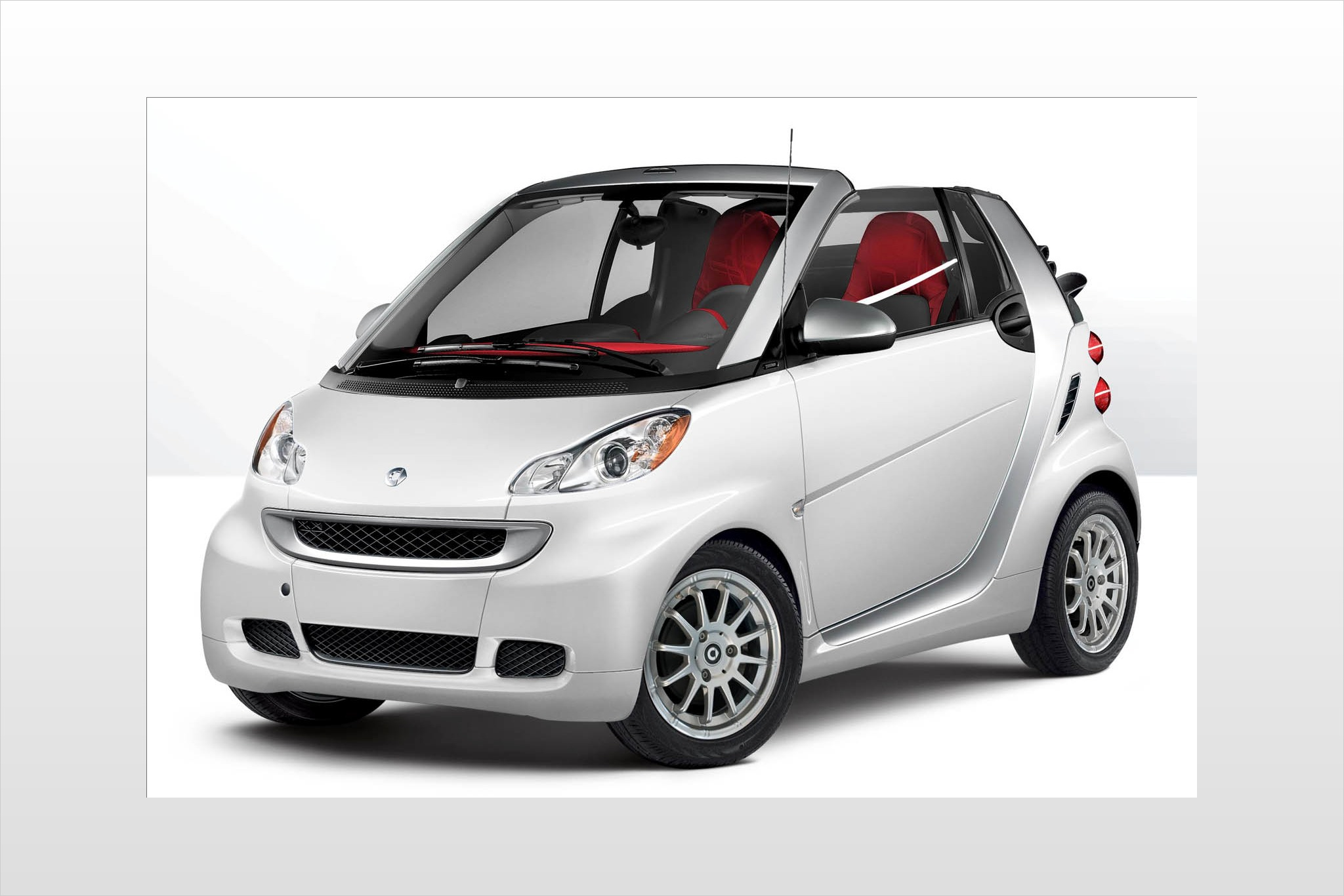 2012 smart fortwo 2dr Hat exterior #4