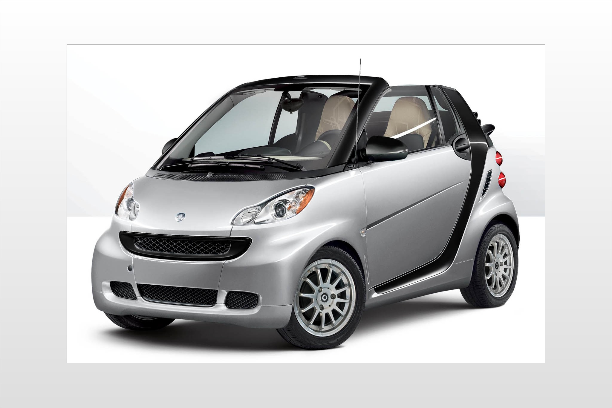 2012 smart fortwo 2dr Hat exterior #5