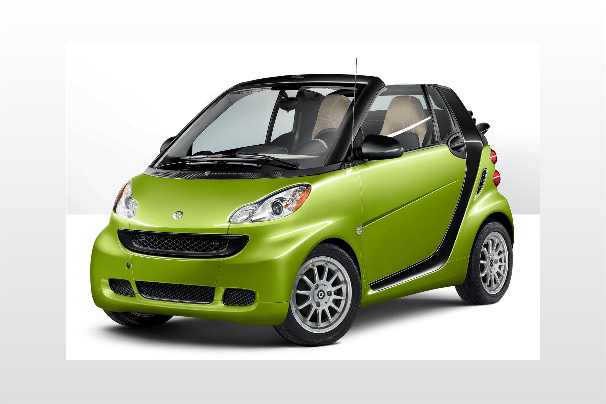 2012 smart fortwo 2dr Hat exterior #7