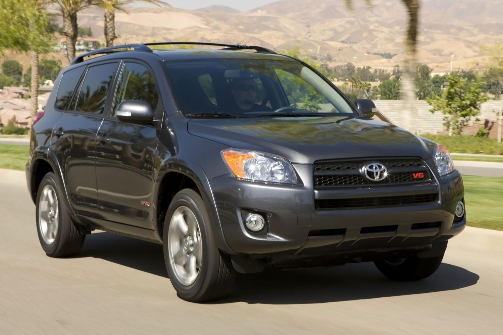 2012 Toyota Rav4 Image 1