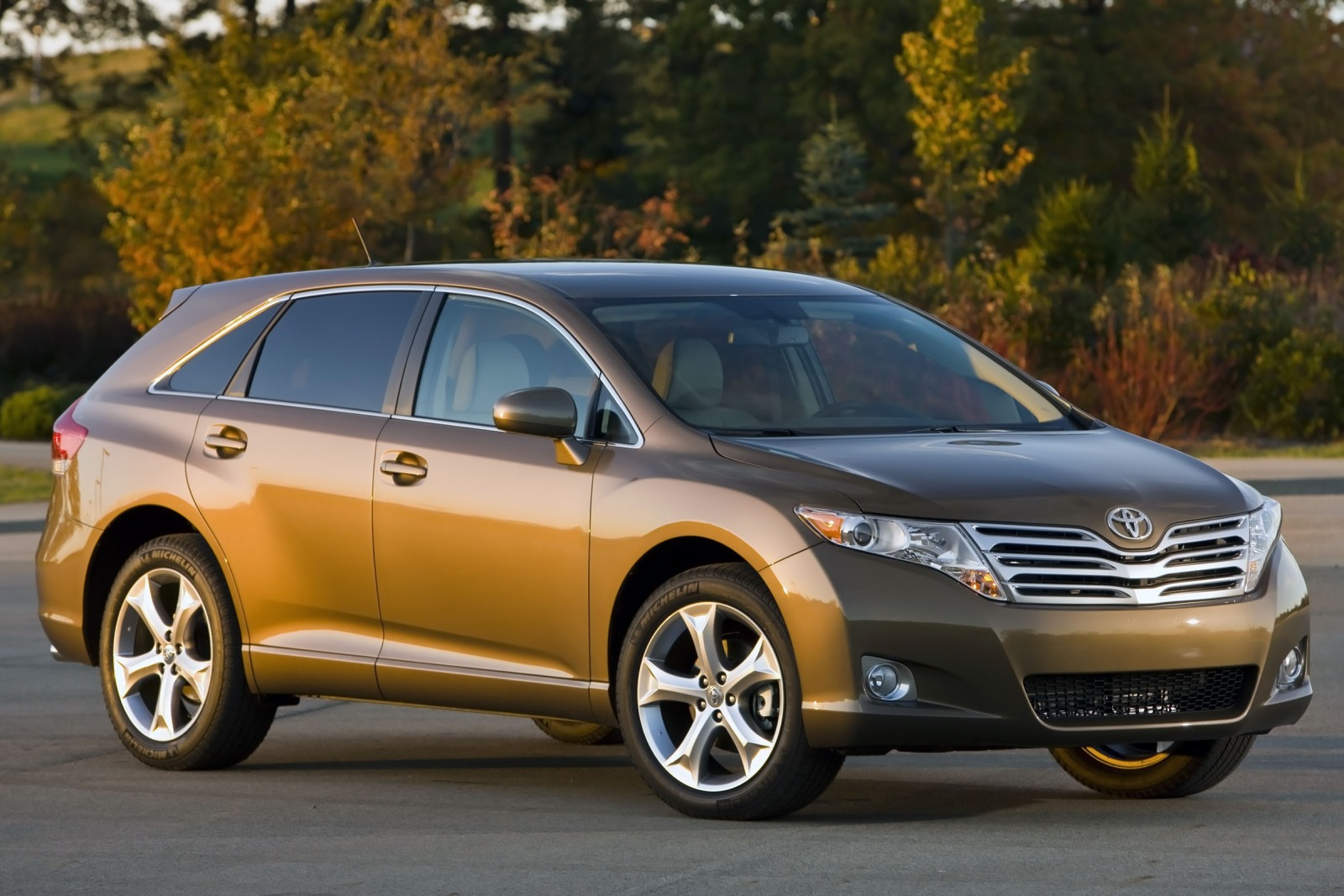 2012 Toyota Venza Limited exterior #2