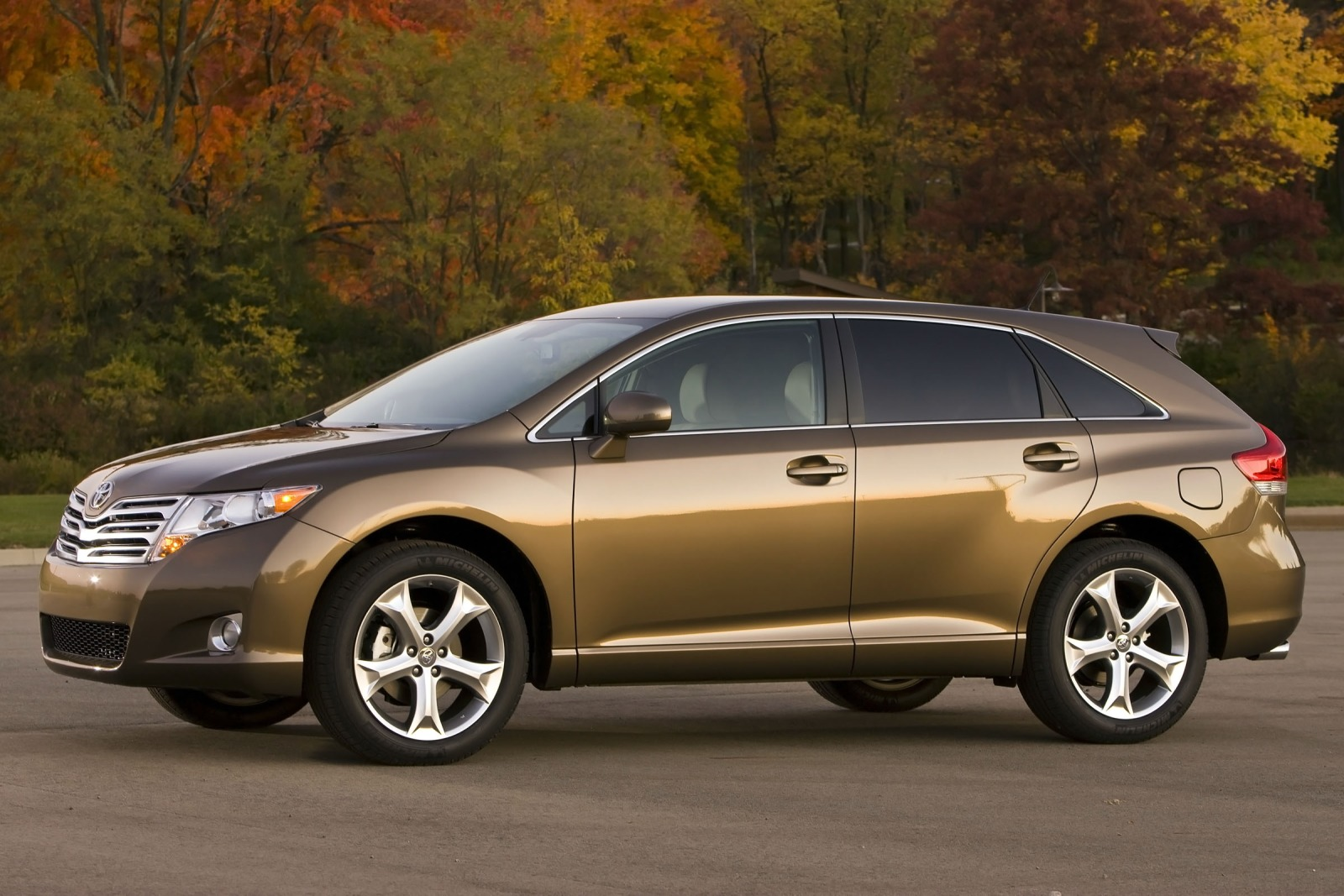 2012 Toyota Venza Limited exterior #5