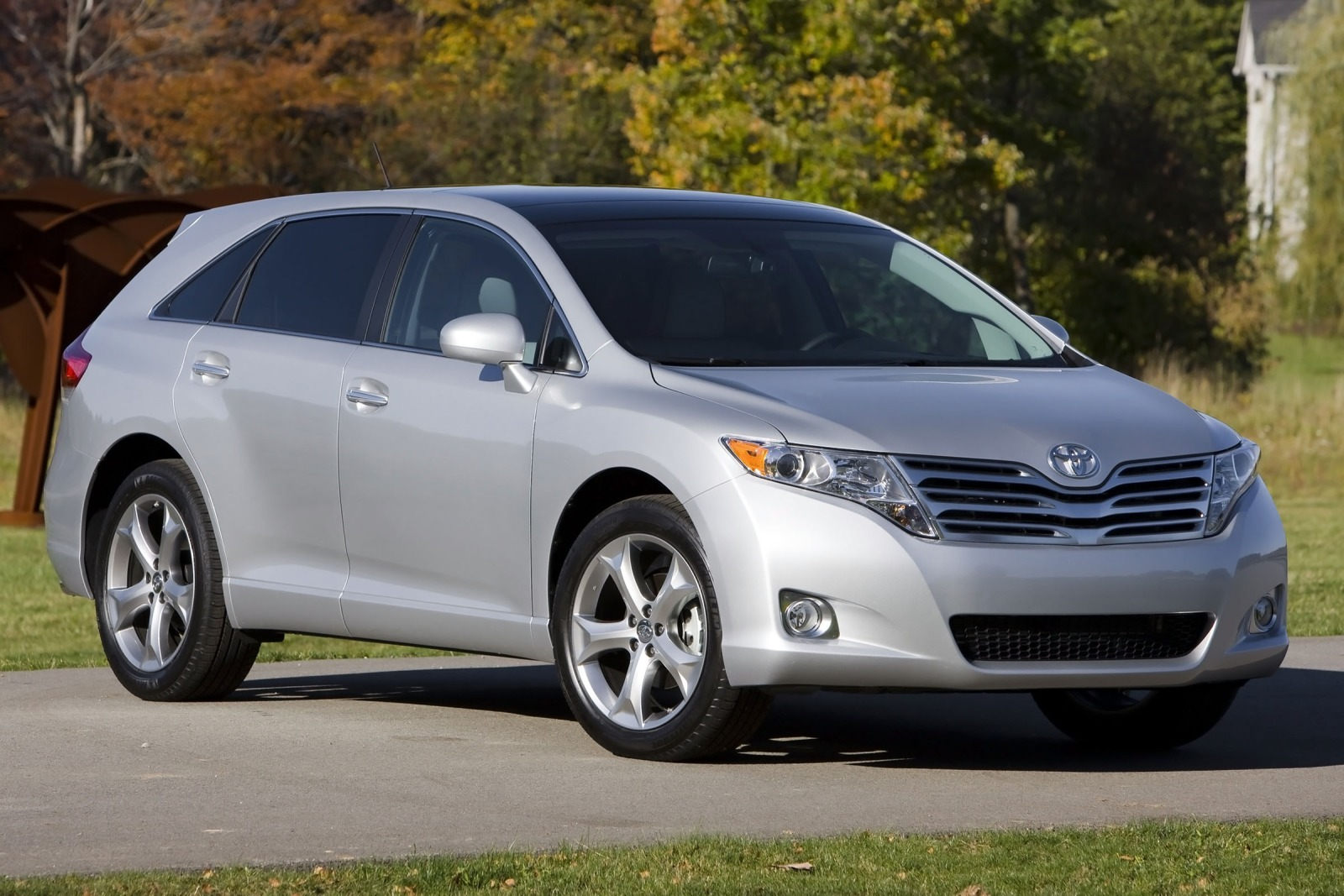 2012 Toyota Venza Limited exterior #6