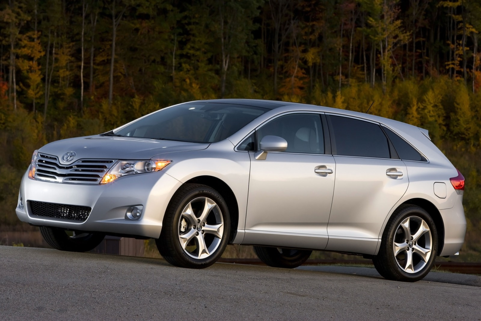 2012 Toyota Venza Limited exterior #1