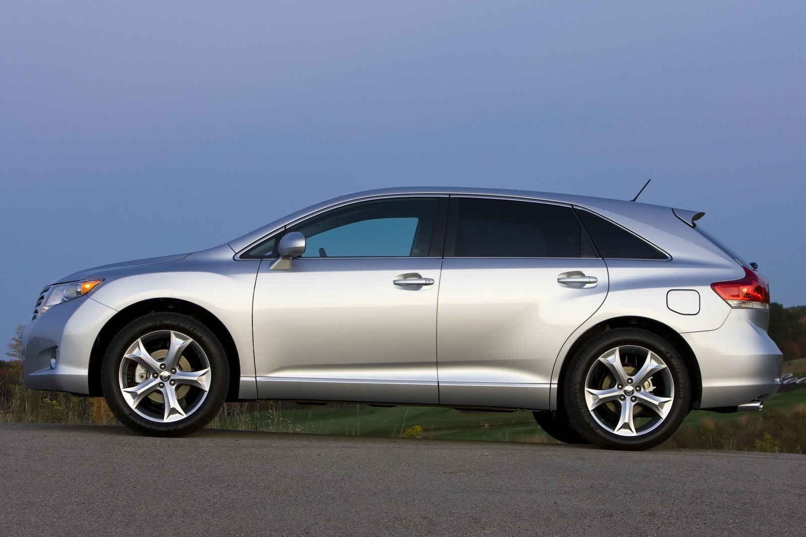 2012 Toyota Venza Limited exterior #8