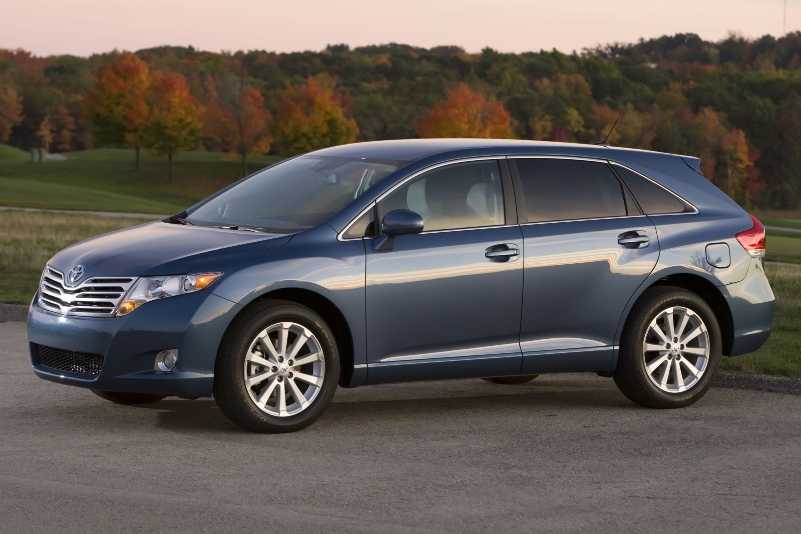 2012 Toyota Venza Limited exterior #3