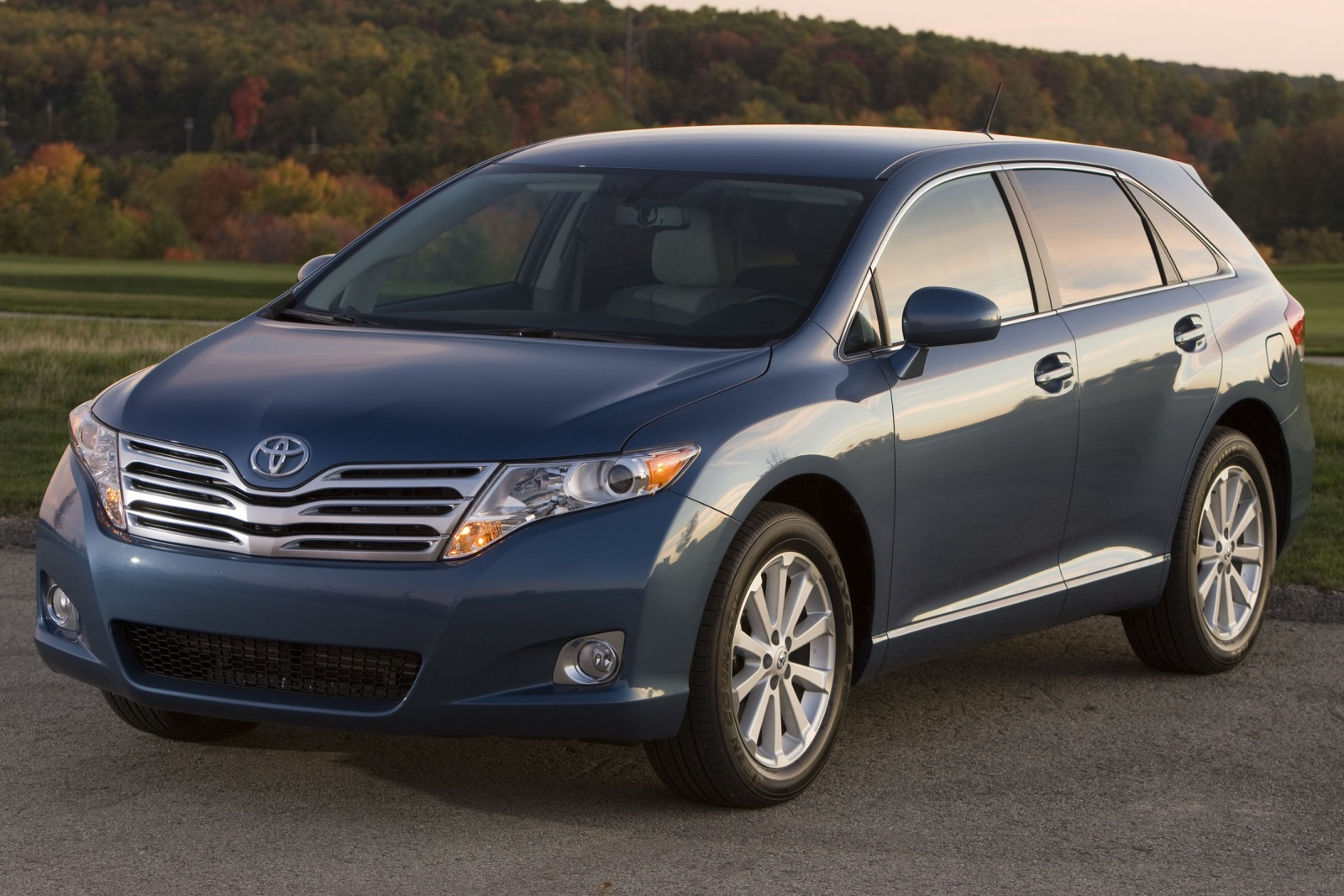 2012 Toyota Venza Limited exterior #4