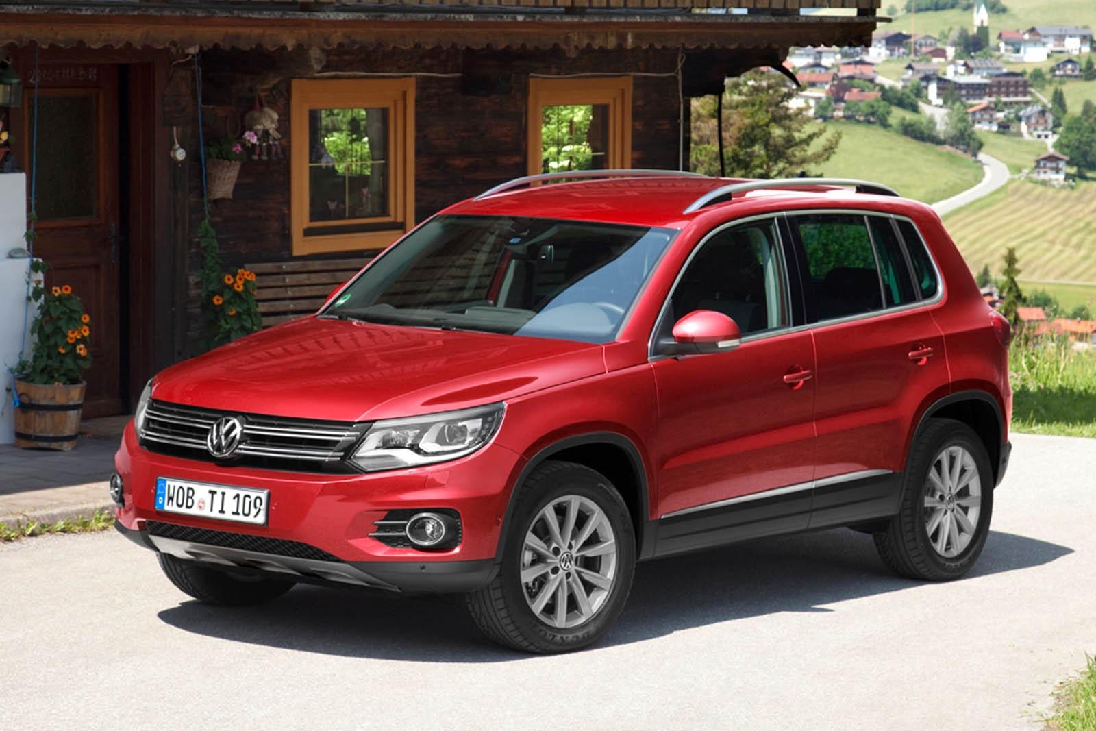 2014 Volkswagen Tiguan Image 1
