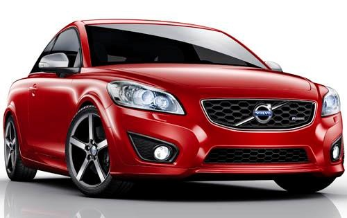 2011 Volvo C30 T5 Front G exterior #1
