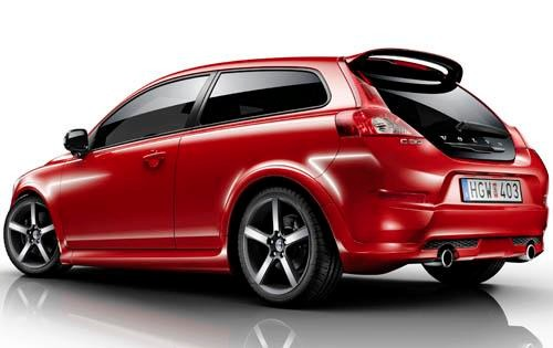 2011 Volvo C30 T5 Front G exterior #6