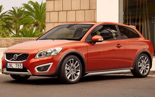 2011 Volvo C30 T5 Front G exterior #2
