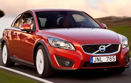 2011 Volvo C30 T5 Front G exterior #3