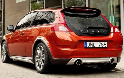 2011 Volvo C30 T5 Front G exterior #4
