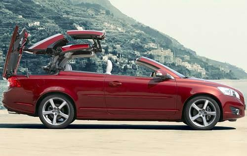 2012 Volvo C70 - Information and photos - ZombieDrive