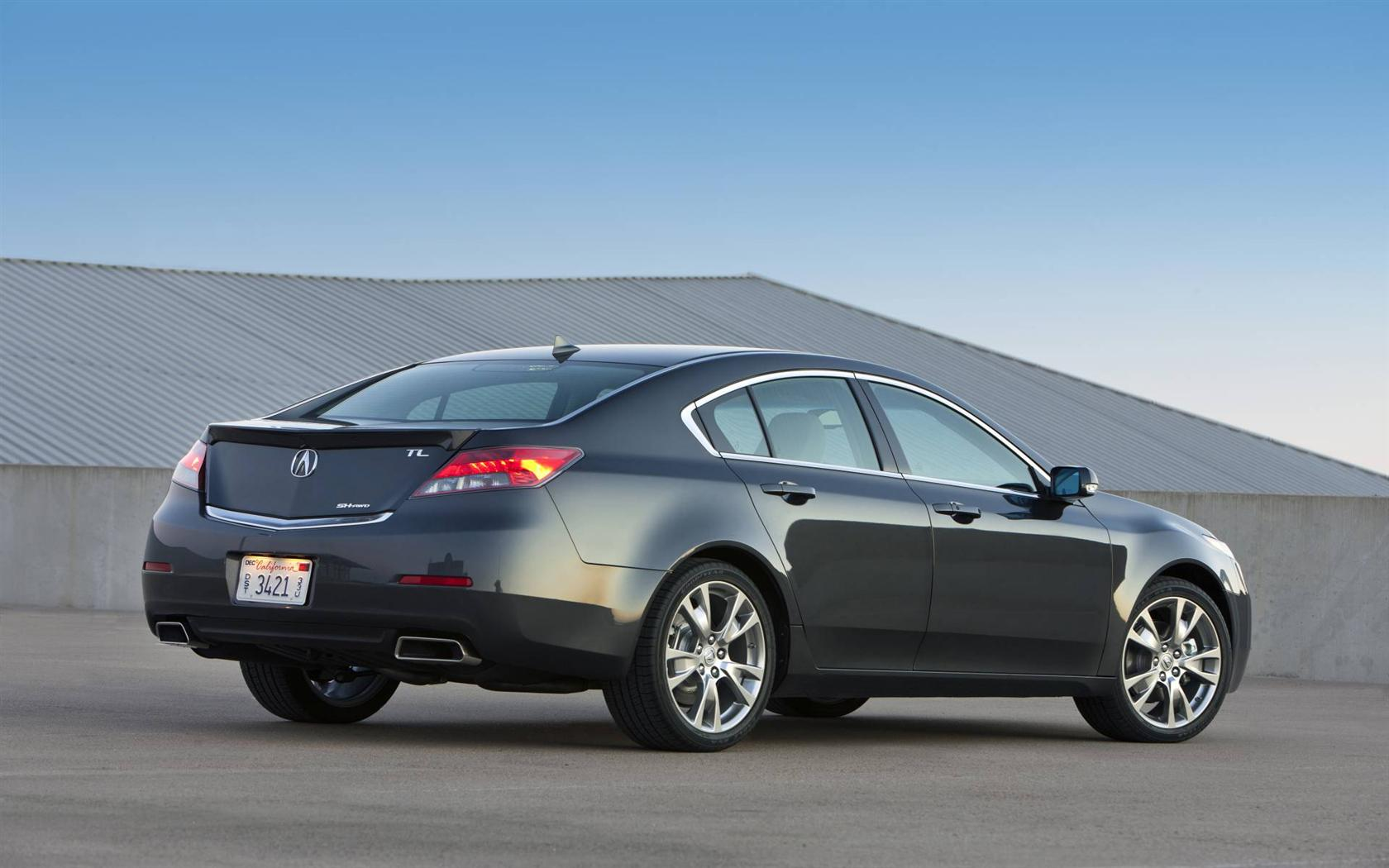 2013 Acura TL - Information and photos - ZombieDrive