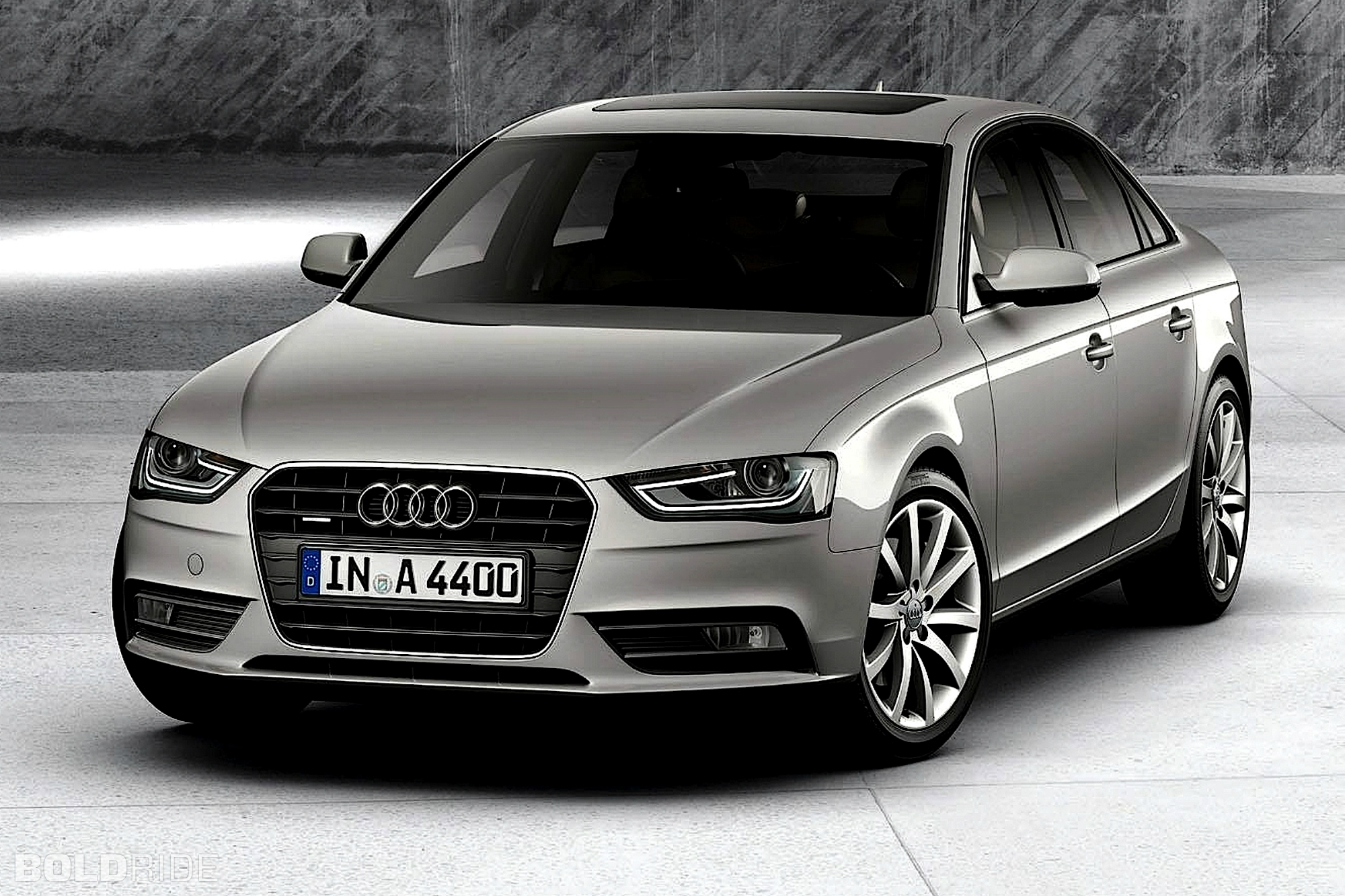 2013 audi a4 information and photos zombiedrive