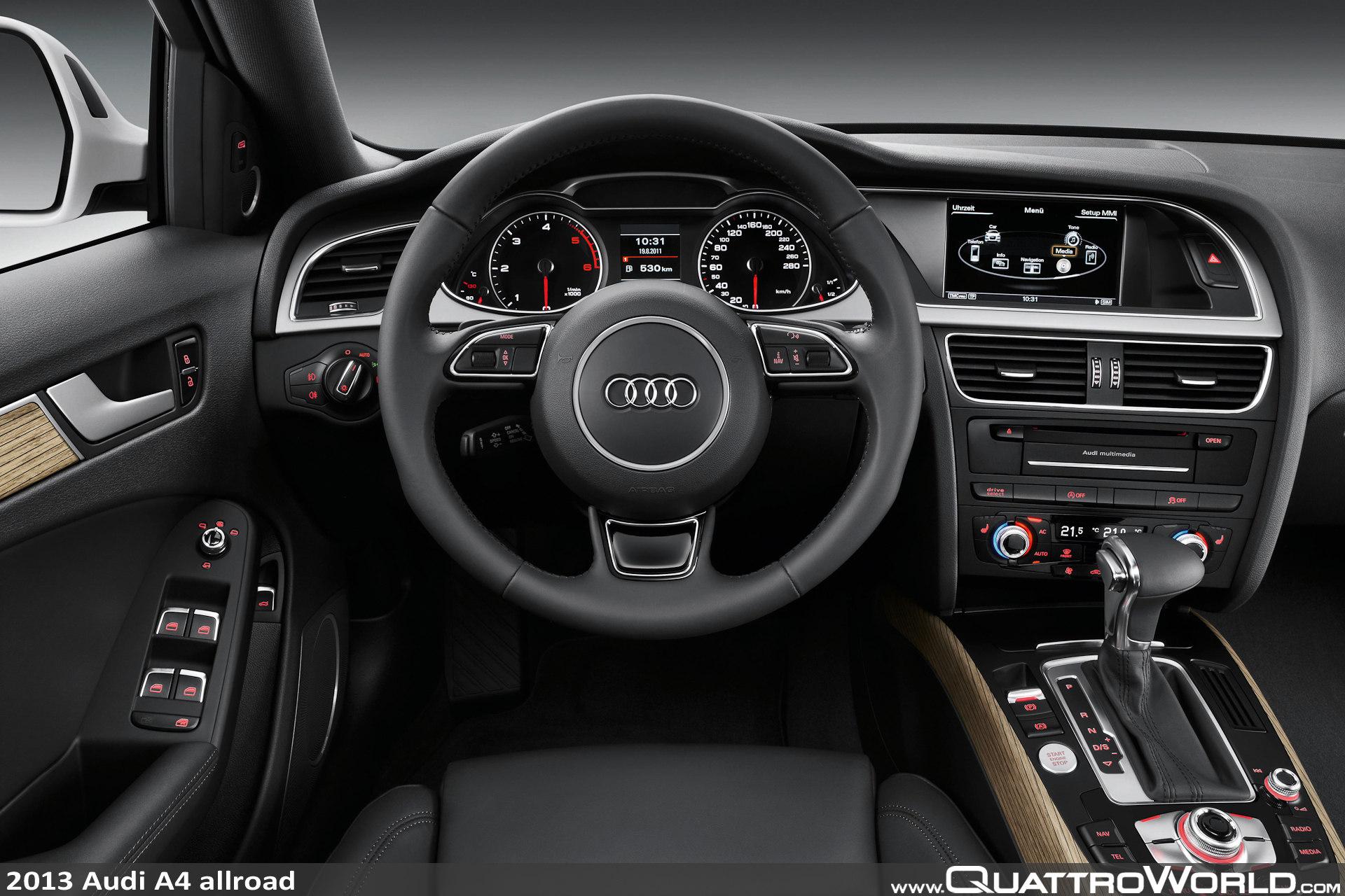 2013 Audi A4 Image 13
