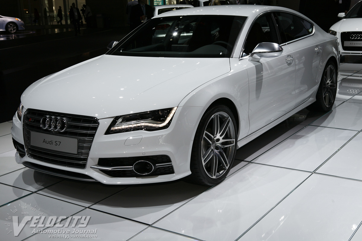 2013 Audi A7 Image 18