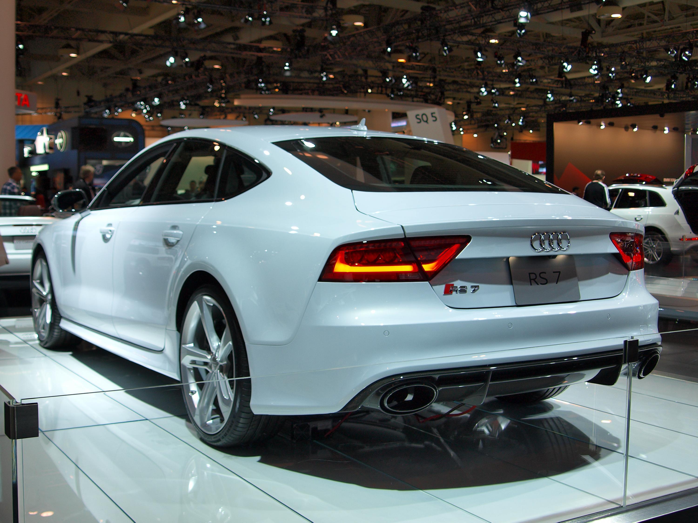 2013 Audi A7 Image 16