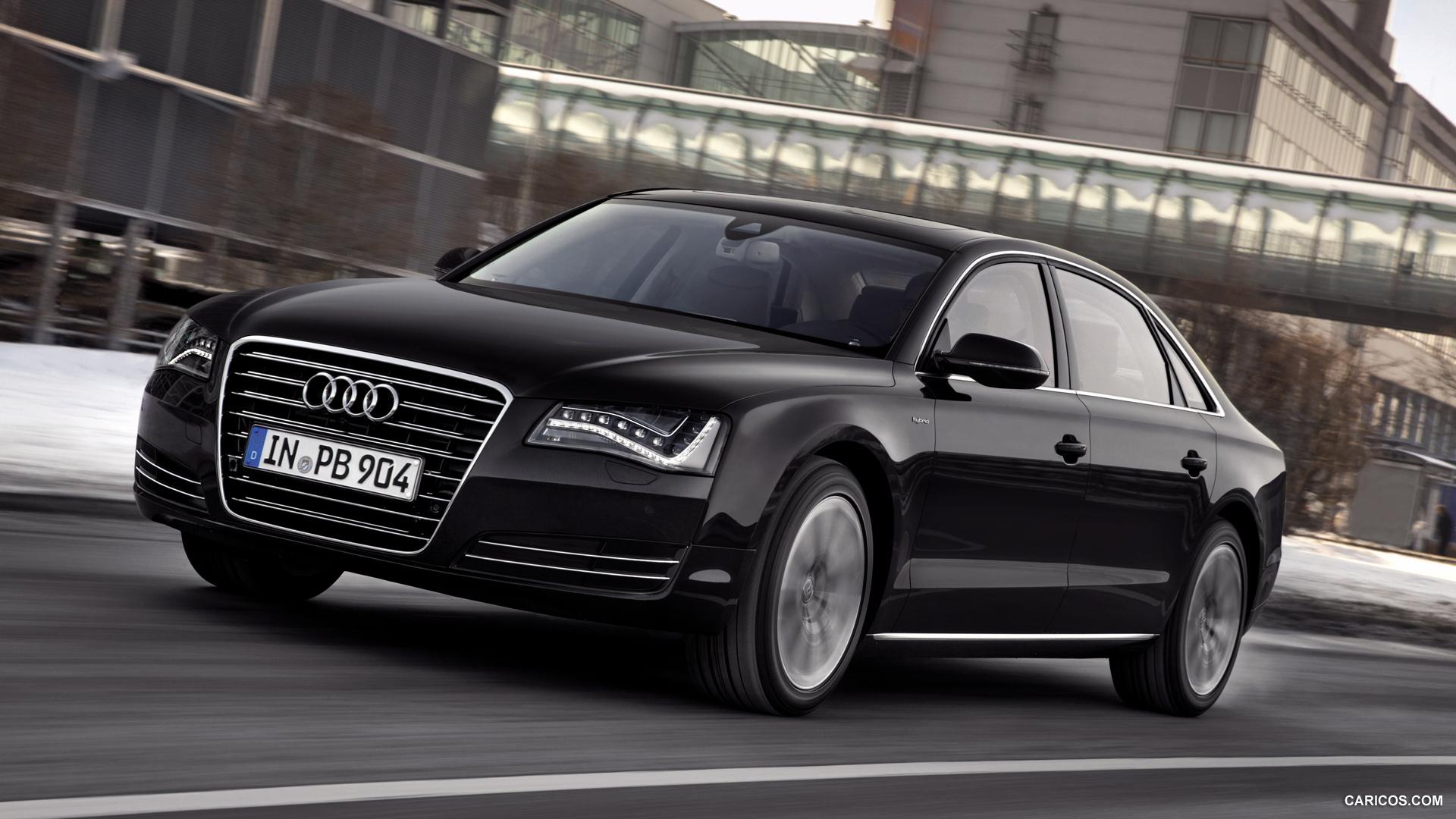 2013 Audi A8 Image 12