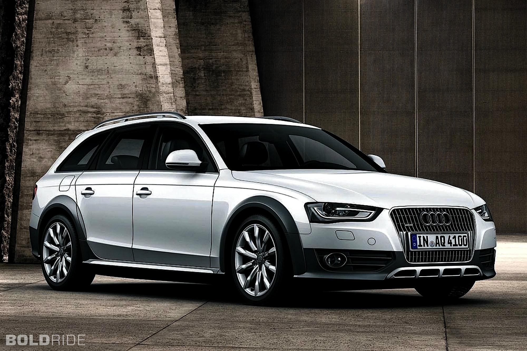 2013 Audi Allroad Image 16