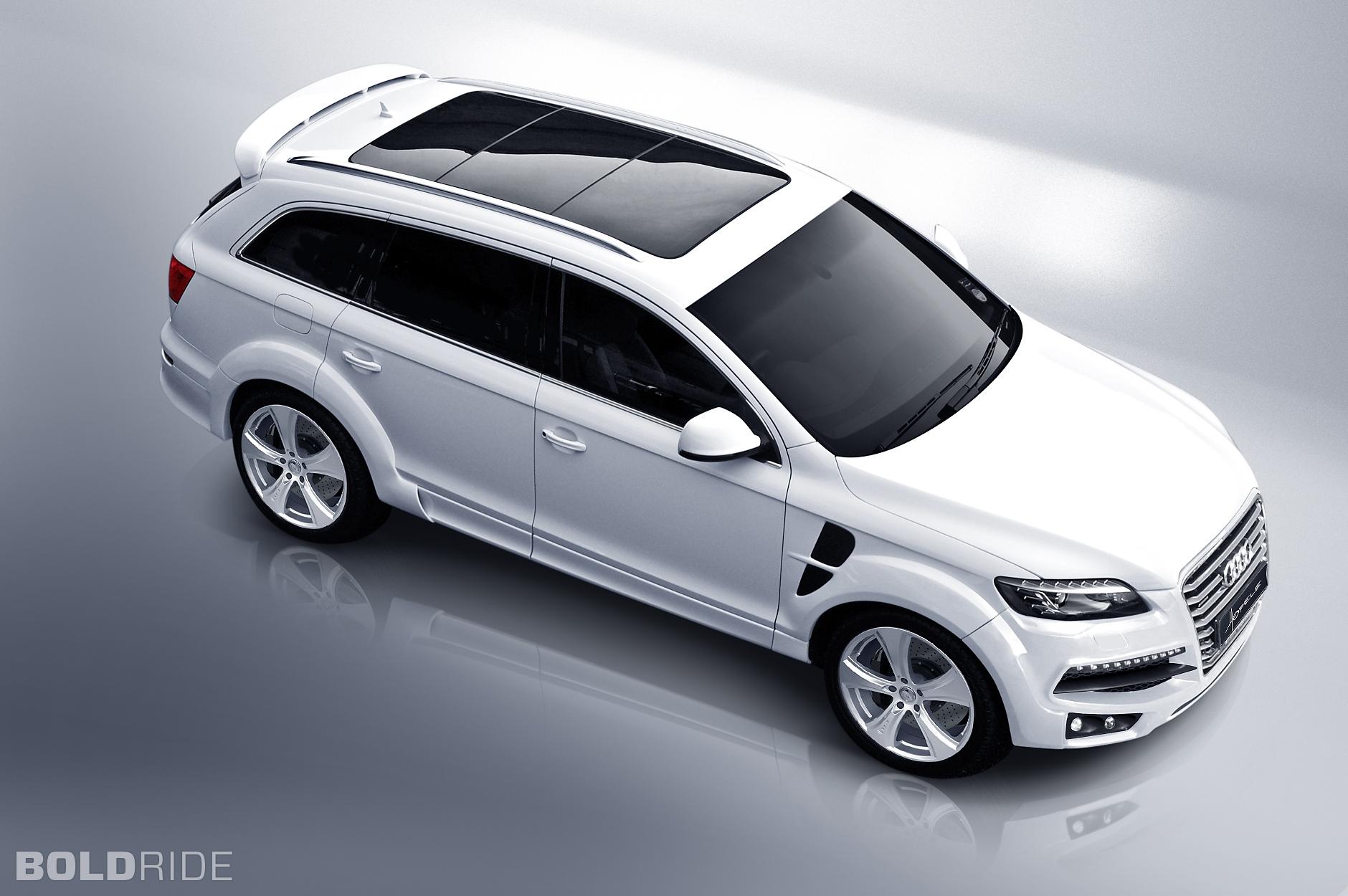 Audi Q7 >> 2013 AUDI Q7 - Image #19
