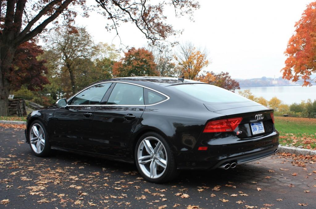 2013 Audi S7 Image 15
