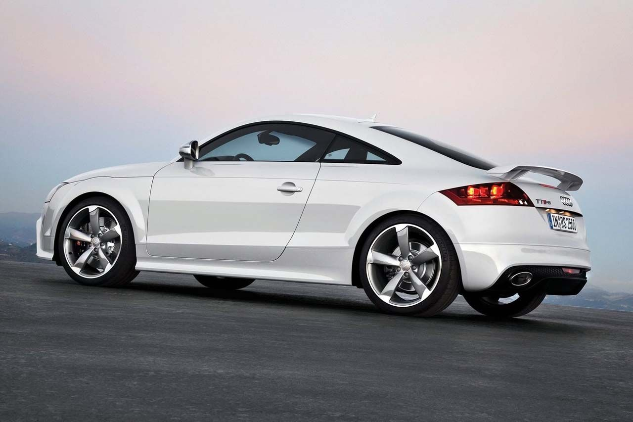 2013 Audi Tts Image 18