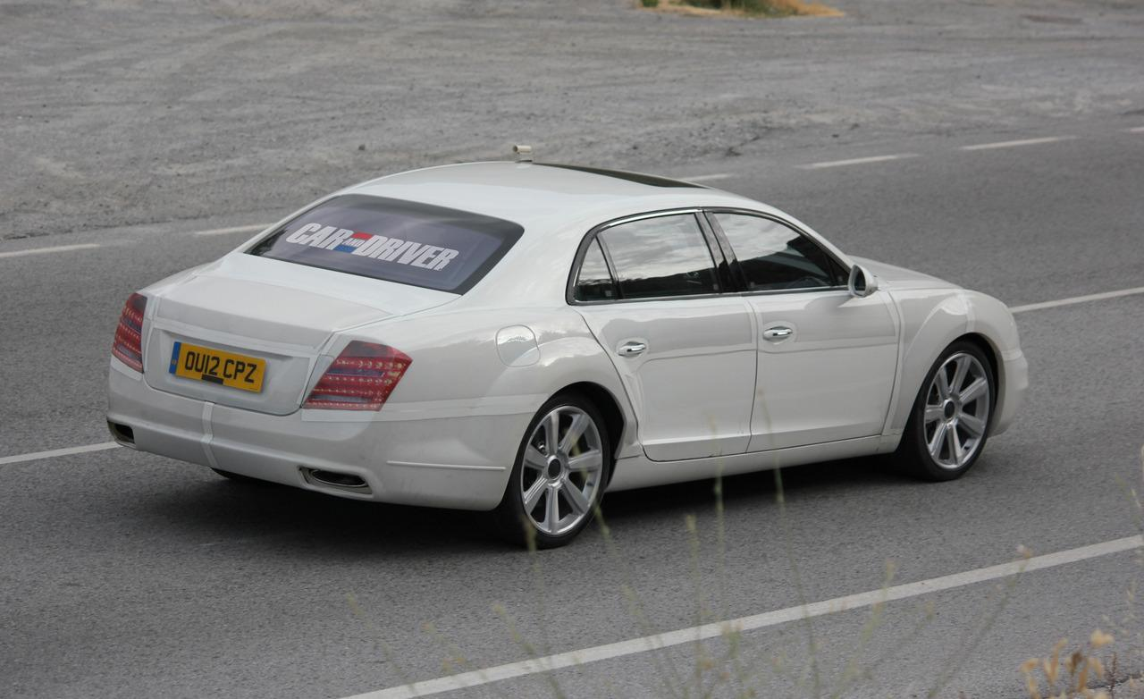 2013 Bentley Continental Flying Spur Image 20