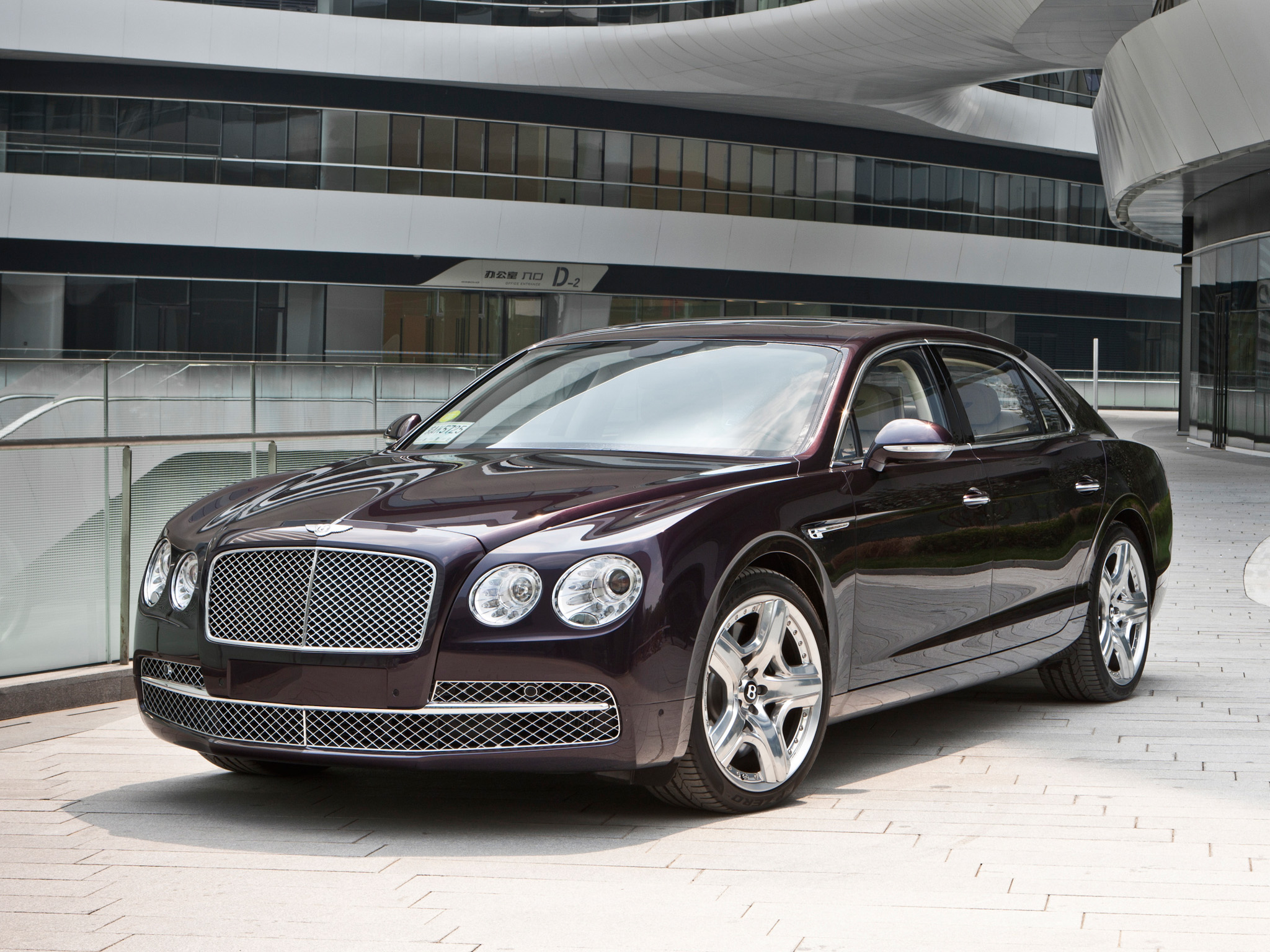 Bentley Continental Flying Spur #18