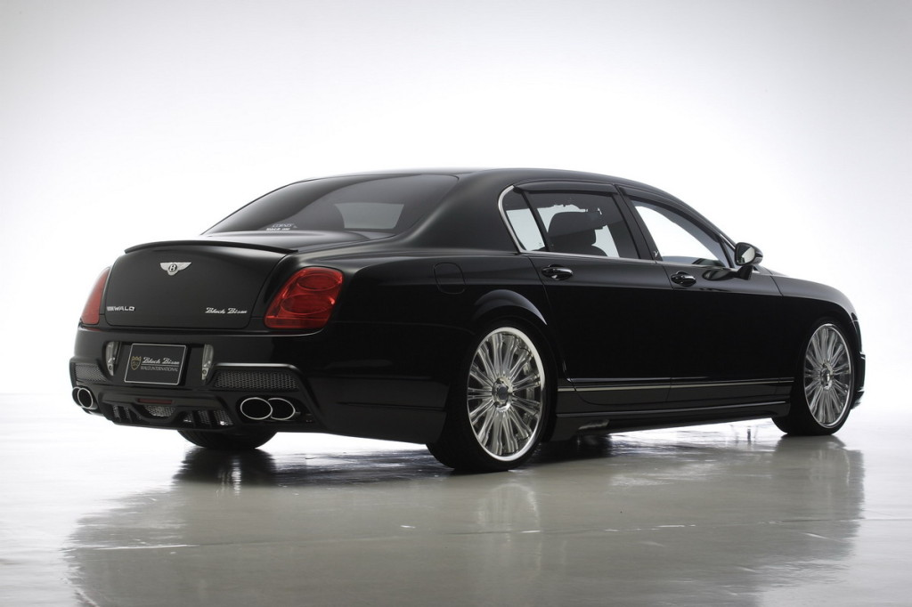 2013 Bentley Continental Flying Spur Speed Image 17