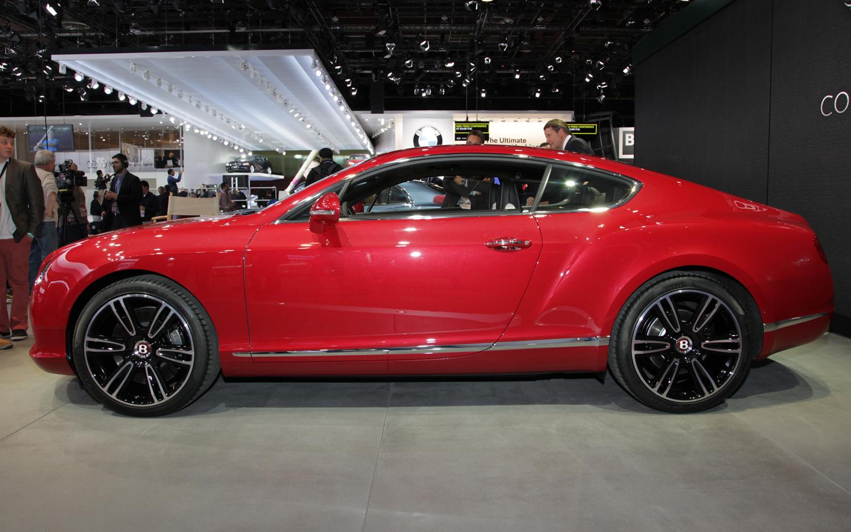 2013 Bentley Continental Gt Image 15