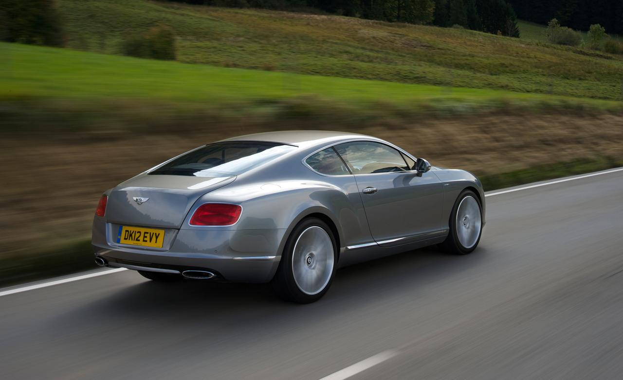 2013 Bentley Continental Gt Information And Photos Zombiedrive