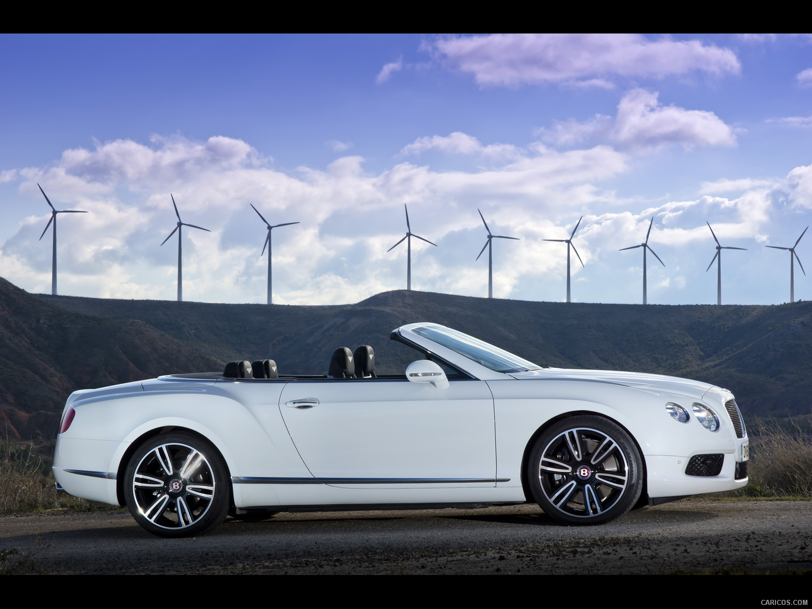 2013 Bentley Continental Gtc Image 13