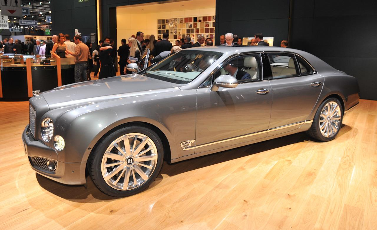 Bentley Mulsanne #17