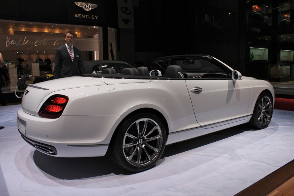 Bentley Supersports Convertible ISR #15
