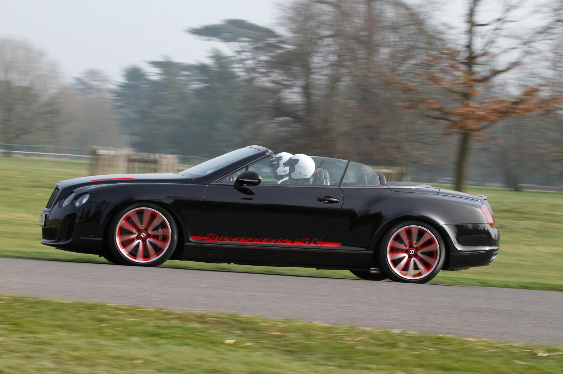 Bentley Supersports Convertible ISR #10