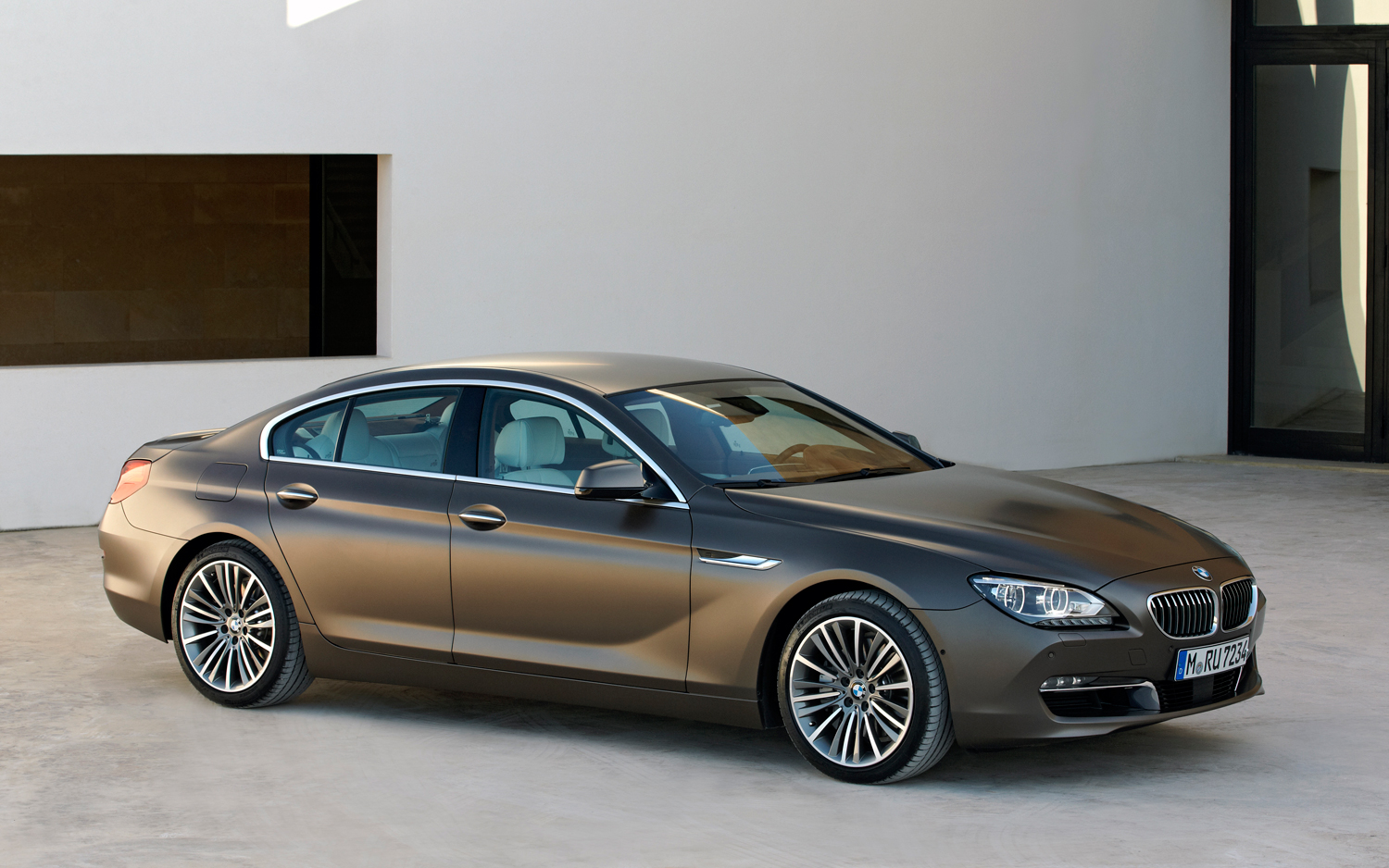 2013 Bmw 6 Series Image 13