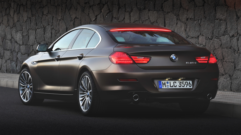 ... BMW 6 Series Gran Coupe #18
