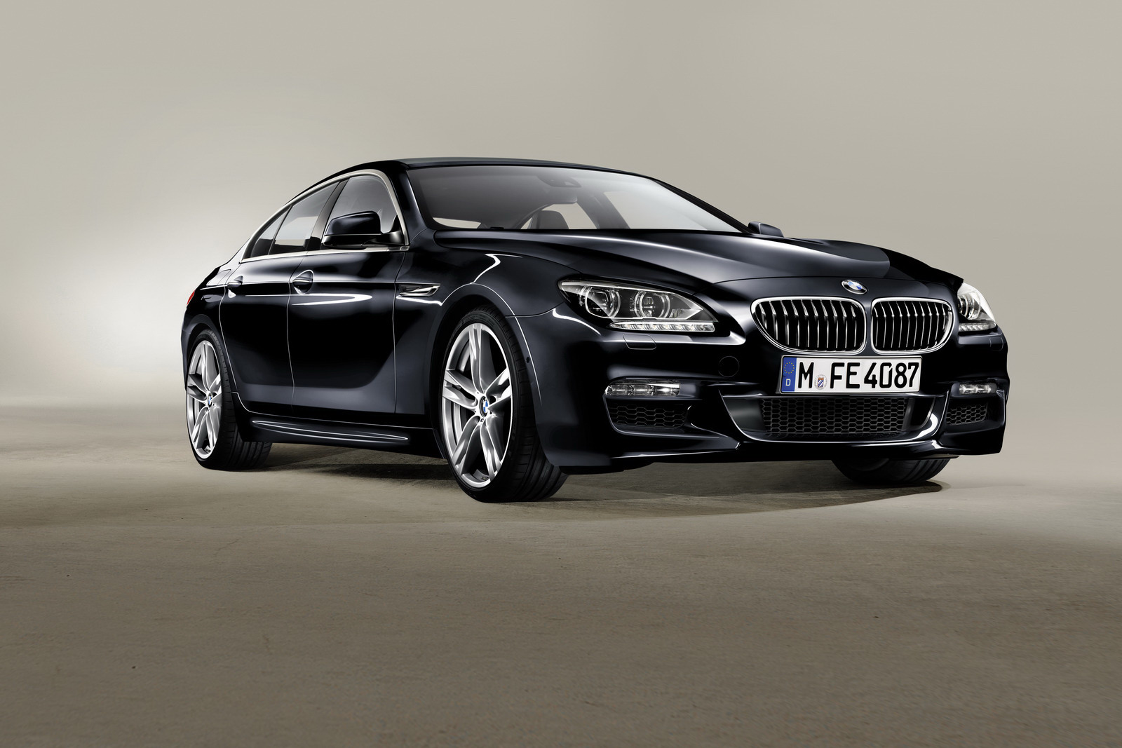 2013 bmw 6 series gran coupe - information and photos - zombiedrive