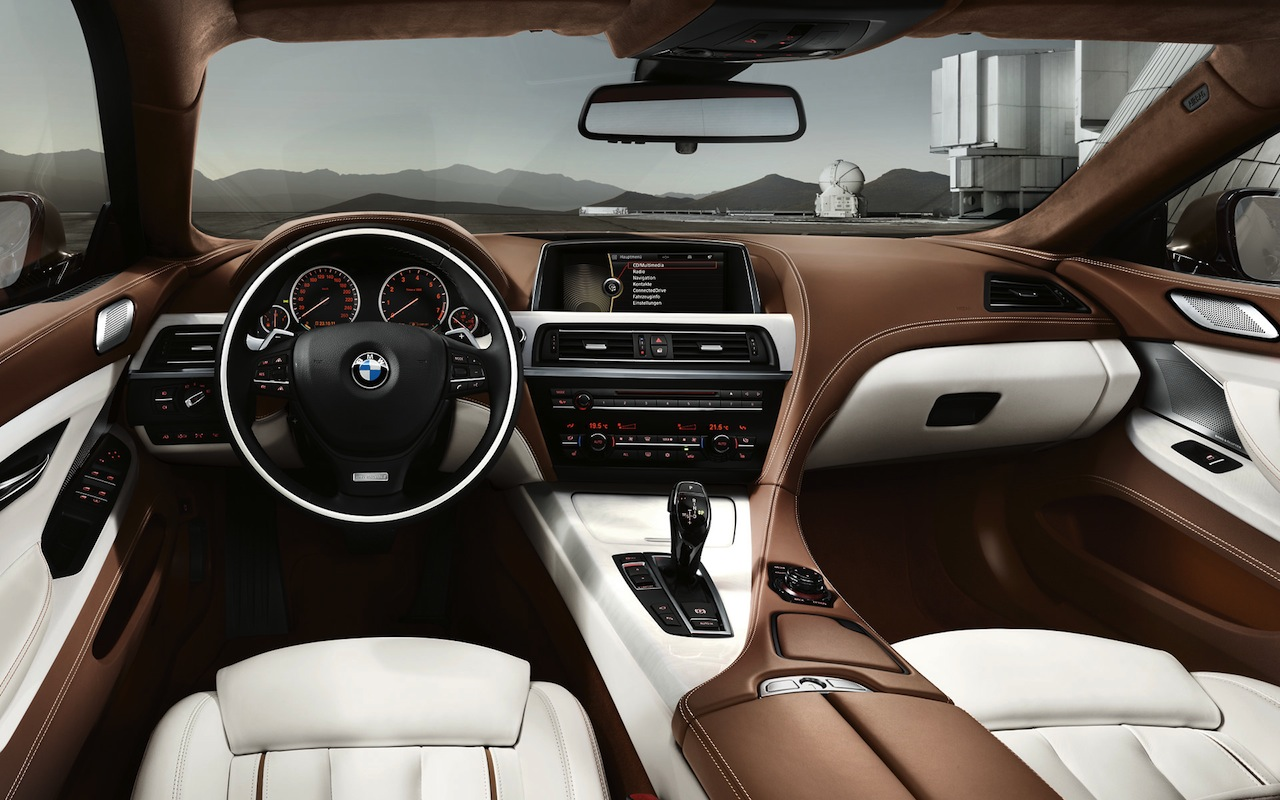 BMW 6 Series Gran Coupe 19